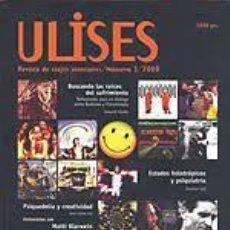 Libros: ULISES REVISTA DE VIAJES INTERIORES Nº 3 2000. Lote 269987788