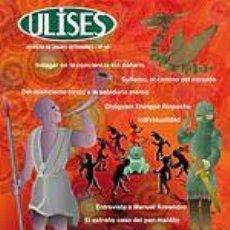 Libros: ULISES REVISTA DE VIAJES INTERIORES Nº 10. Lote 269987823