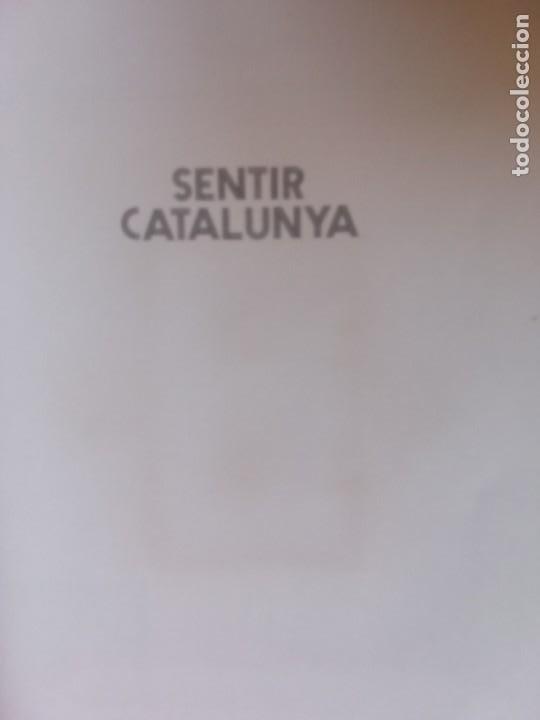 Libros: Sentir Calalunya, de la col.leccio Llegir i escoltar. Un recuerdo de 17 poblaciones catalanas - Foto 4 - 276452343