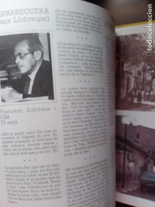 Libros: Sentir Calalunya, de la col.leccio Llegir i escoltar. Un recuerdo de 17 poblaciones catalanas - Foto 5 - 276452343