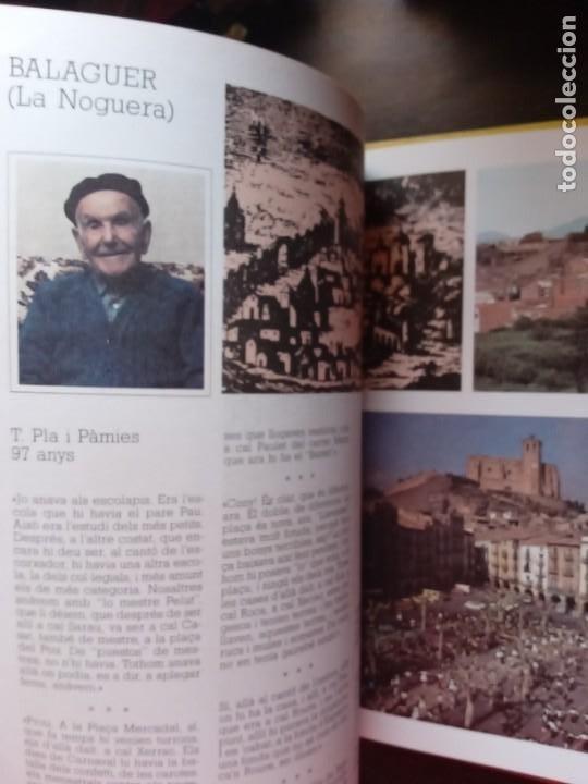 Libros: Sentir Calalunya, de la col.leccio Llegir i escoltar. Un recuerdo de 17 poblaciones catalanas - Foto 7 - 276452343