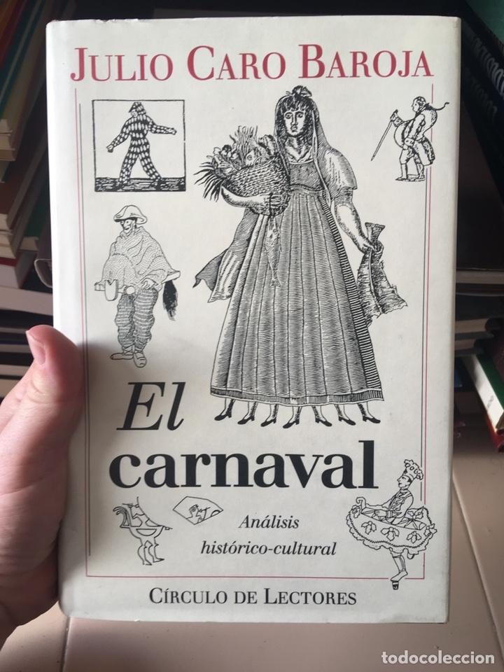 Libros: Julio Caro Baroja: el año festivo (3 vols.) - Foto 2 - 288502273
