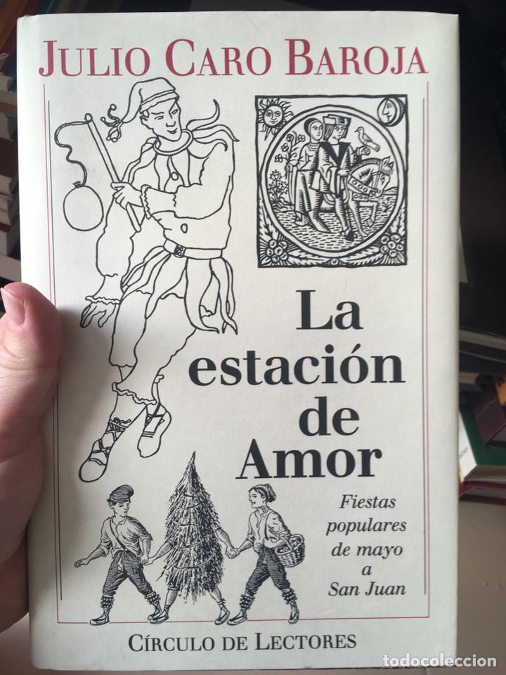 Libros: Julio Caro Baroja: el año festivo (3 vols.) - Foto 3 - 288502273