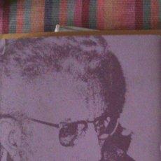 Libros: PENSAMIENTO GENERAL Y PENSAMIENTO CIENTIFICO. CORDON, FAUSTINO. ANTHROPOS, 1976. Lote 291881303