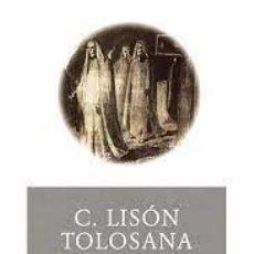 Libros: LA SANTA COMPAÑA CARMELO LISÓN TOLOSANA. Lote 295768518