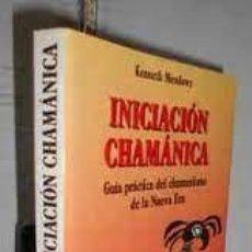 Libros: INICIACIÓN CHAMÁNICA KENNETH MEADOWS. Lote 295786413