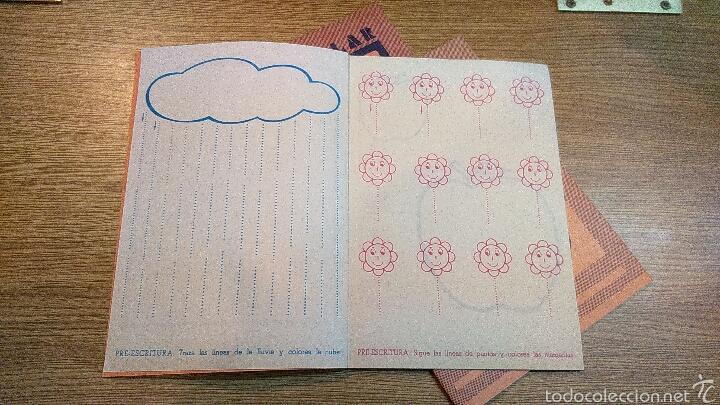 Libros: Caligrafías Pre-escolar Rubio Nuevas Años 70 - Foto 3 - 69895333