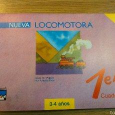 Libros: NUEVA LOCOMOTORA, NUEVO. AÑOS 90. Lote 54018628