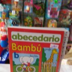 Livros: ABECEDARIO BAMBÚ INFANTIL.TODOLIBRO 90S.SIN USO.. Lote 217977892