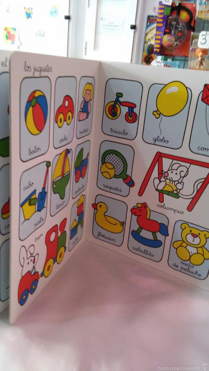 Libros: BAMBÚ MI GRAN DICCIONARIO INFANTIL.TODOLIBRO 90S.SIN USO. - Foto 2 - 218510367