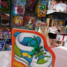 Libros: CORDONES.COLECCIÓN INFANTIL -CON TUS MANITAS- TODOLIBRO 90S.NUEVO.. Lote 139220988