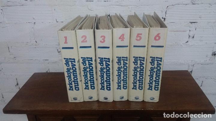 ENCICLOPEDIA DEL BRICOLAJE DEL AUTOMOVIL (Libros Nuevos - Educación - Aprendizaje)