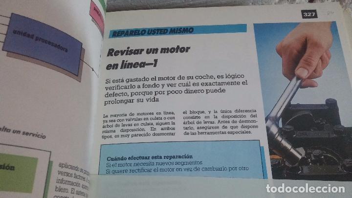 Libros: Enciclopedia del bricolaje del automovil - Foto 15 - 79629329