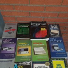 Libros: LOTE LIBROS INFORMATICA. Lote 95229586