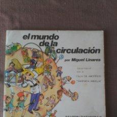 Libros: EL MUNDO DE LA CIRCULACIÓN POR MIGUEL LINARES - EDICIÓN ESPECIAL PARA LA CAJA DE AHORROS . Lote 97849030