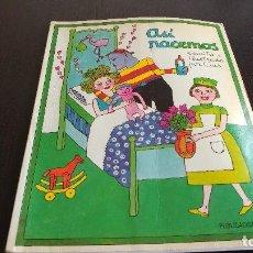 Libros: LIBRO ASÍ NACEMOS DE PUBLICACIONES FHER. Lote 98067855