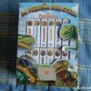 Libros: MI PEQUEÑA BIBLIOTECA DE DINOSAURIOS. Lote 98576495