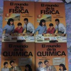 Libros: FÍSICA Y QUÍMICA. Lote 99245472
