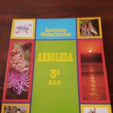 Libros: LECTURAS GLOBALIZADAS EGB. Lote 100592730