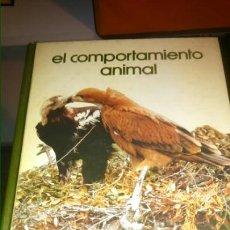 Libros: EL COMPORTAMIENTO ANIMAL 140P. Lote 102740958