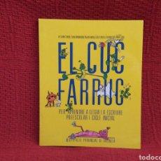 Libros: EL CUC FARRUC -DIPUTACIÓN PROVINCIAL DE VALENCIA-. Lote 103056627