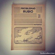 Libros: CUADERNILLO RUBIO VINTAGE. Lote 103542899