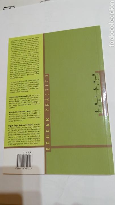 Libros: Libro Metodologías para desarrollar competencias y atender a la diversidad. PPC. A. Miguel Coloma - Foto 2 - 105216500