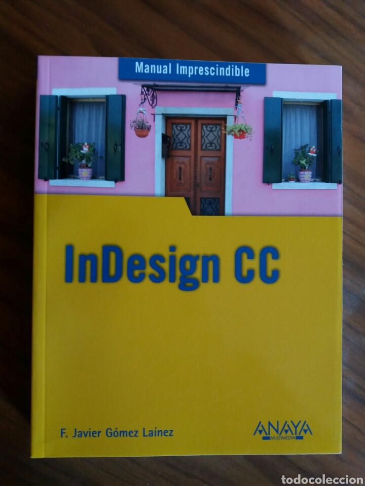MANUAL INDESIGN CC (Libros Nuevos - Educación - Aprendizaje)