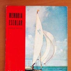 Libros: MEMORIA ESCOLAR COLEGIO LA SALLE SANTANDER. 1967/68.. Lote 114155874