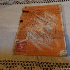 Libros: CATECISMO ESCOLAR 5 GRADO. Lote 116277880
