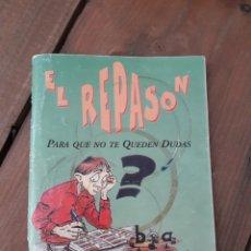 Libros: EL REPASON AÑO 1995.. Lote 119170200