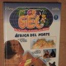 Libros: MICKEY GEO - AFRICA DEL NORTE - Nº 1 - PLANETA DEAGOSTINI (TOTALMENTE NUEVO, PRECINTADO). Lote 121909327