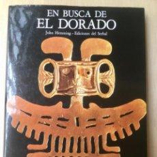Libros: EN BUSCA DE EL DORADO. NUEVO. Lote 122007443