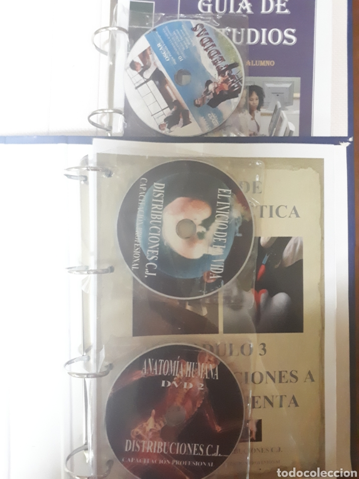 Libros: Curso de tanatoestetica - Foto 2 - 127154363