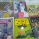 Libros: LOTE DE 6 LIBROS DE SECUNDARIA 3 EN ESPAÑOL 1 FRANCÉS 2 INGLES. Lote 132720602