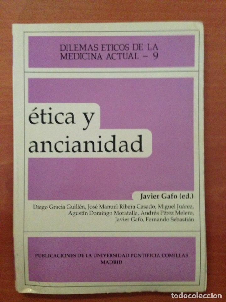 ÉTICA Y ANCIANIDAD (Libros Nuevos - Educación - Aprendizaje)
