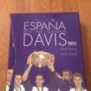 Libros: ESPAÑA EN LA COPA DAVIS. Lote 135071445