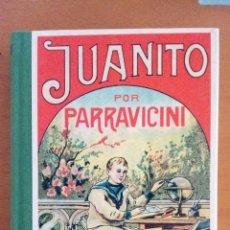 Libros: JUANITO POR PARRAVICIN. PALUZIE EDITORES.. Lote 136000920