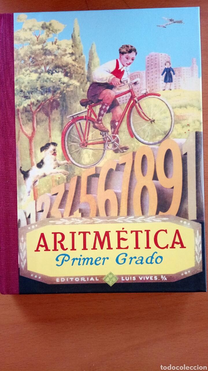 ARITMÉTICA PRIMER GRADO. EDELVIVES. (Libros Nuevos - Educación - Aprendizaje)