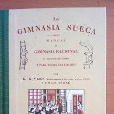 Libros: LA GIMNASIA SUECA, MANUAL DE GIMNASIA RACIONAL.. Lote 137598138