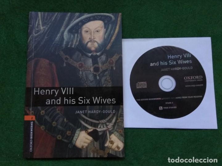 HENRY VIII AND HIS SIX WIVES. JANET HARDY-GOULD (Libros Nuevos - Educación - Aprendizaje)