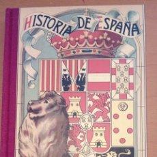 Libros: HISTORIA DE ESPAÑA GRADO MEDIO POR JUAN BOSCH CUSI.. Lote 139400246