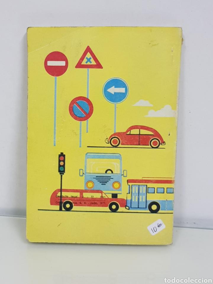 Libros: Auto escuela AZA libro de autoescuela MEDIDAS 15,5 x 10,5cms - Foto 2 - 141183206