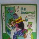 Libros: ASI NACEMOS, PUBLICACIONES FHER 1987.. Lote 150687114