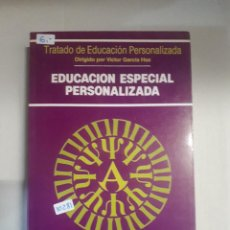 Libros: EDUCACION ESPECIAL PERSONALIZADA . Lote 150930730
