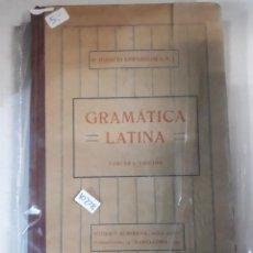 Libros: GRAMATICA LATINA . Lote 151071998