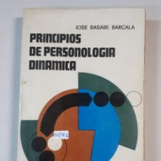 Libros: PRINCIPIOS DE PERSONOLOGIA DINAMICA . Lote 151076982