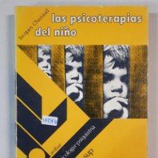 Libros: LA PSICOTERAPIAS DEL NIÑO . Lote 151077558