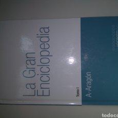 Libros: LA GRAN ENCICLOPEDIA - VOCENTO - TOMO 1. Lote 152139206