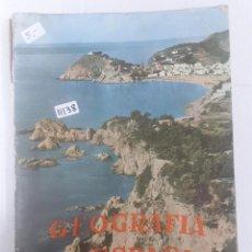 Libros: 11138 - GEOGRAFIA DE ESPAÑA. Lote 154244982